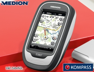 GPS Medion